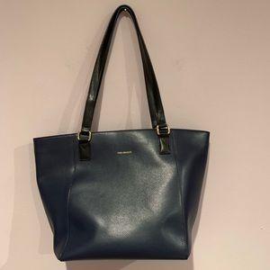 Vera Bradley Leather Bag.  Like New